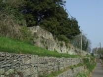 S-W corner of the Walls 3