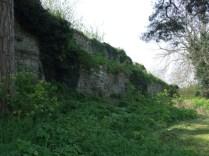 S-W corner of the Walls 4