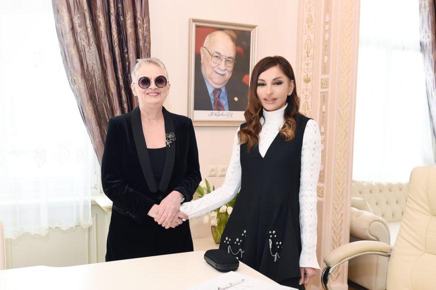 Открытие Центра Творчества Максуда Ибрагимбекова