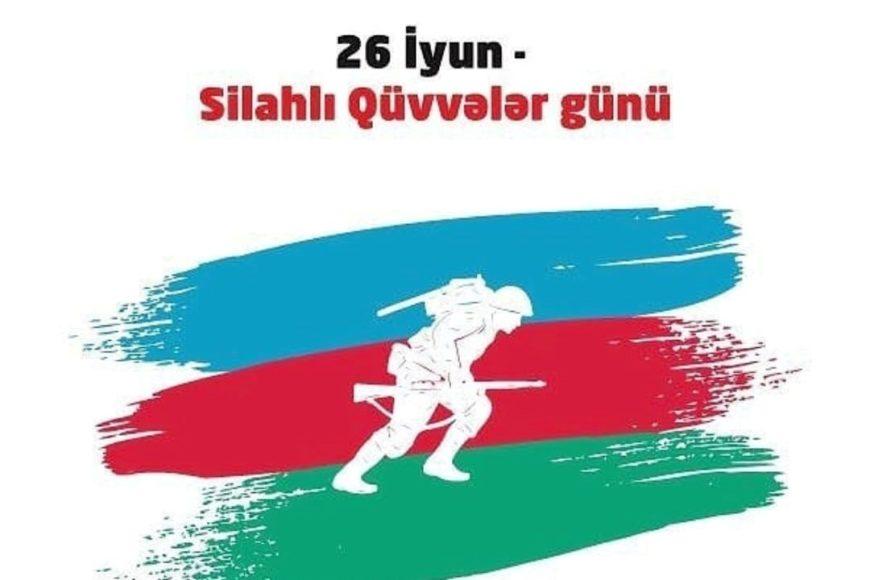 Azərbaycan silahlı qüvvələr günü!