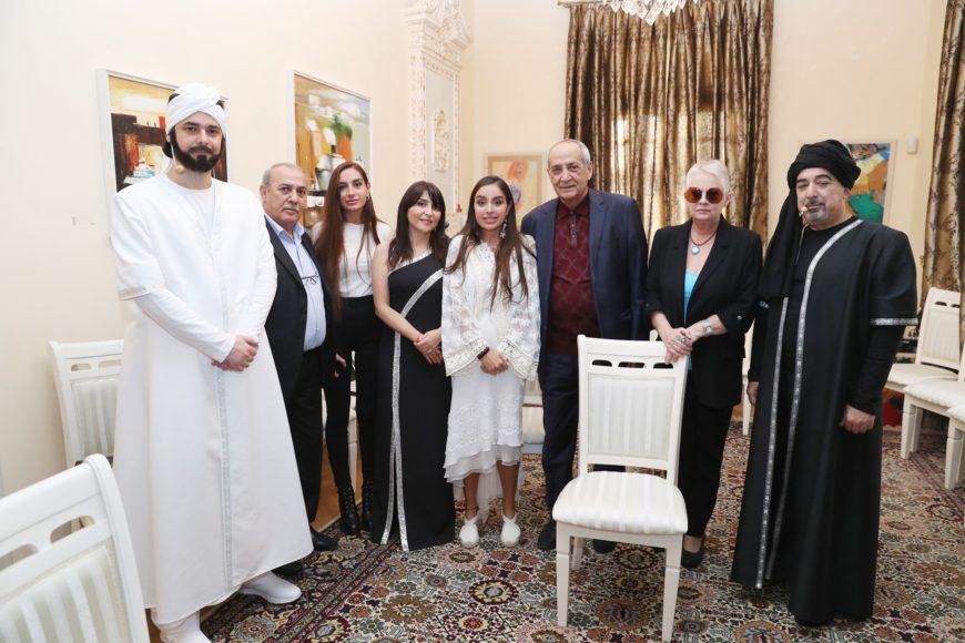 Вице-президент Фонда Гейдара Алиева Лейла Алиева присутствовала на спектакле «ЛЕЙЛА. FONS VITAE»