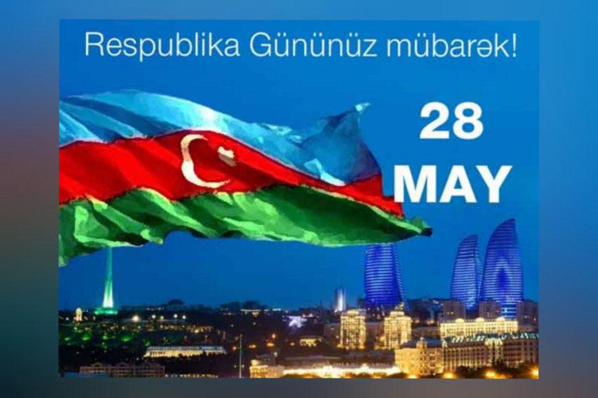 28 May – Respublika günü