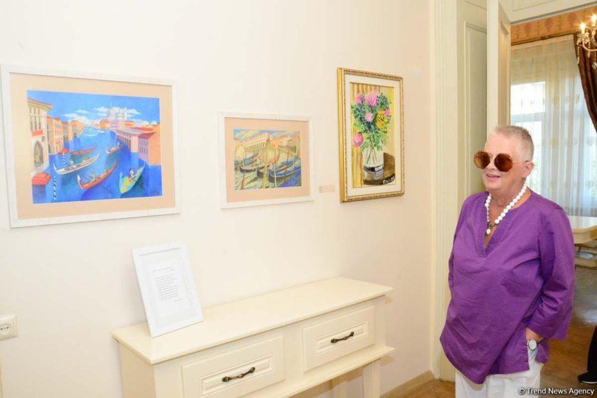 Дух аристократии в Баку! Путешествие в удивительный мир Максуда Ибрагимбекова – книги, коллекция оружия и картин…