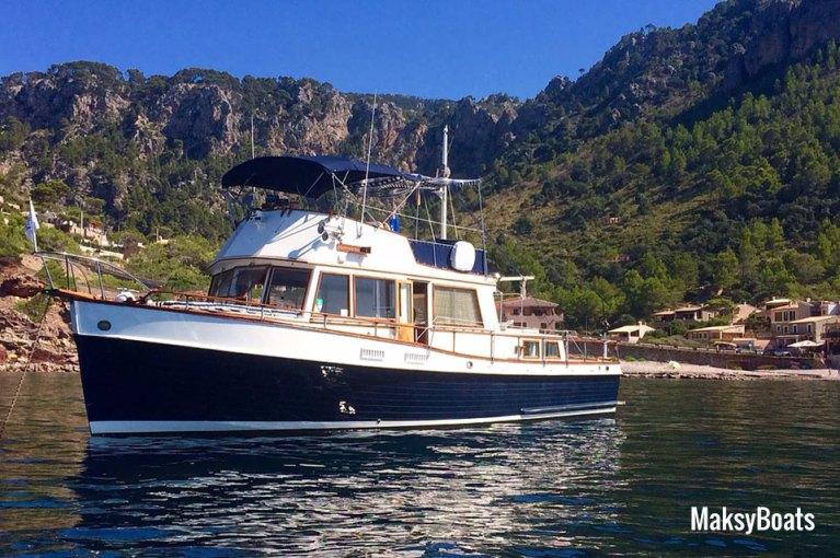 Motor Boat Charter in Port de Sóller