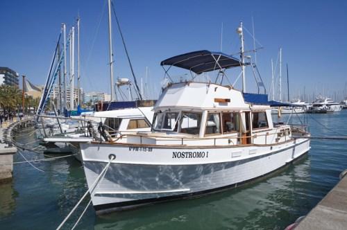 Alquiler de barcos Nostromo en Palma de Mallorca