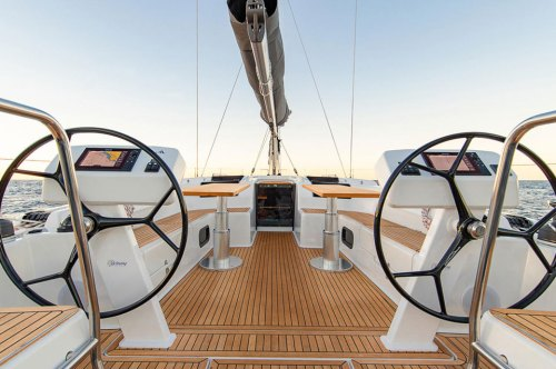 Hanse Luxury Sail Yatch Port Soller Mallorca