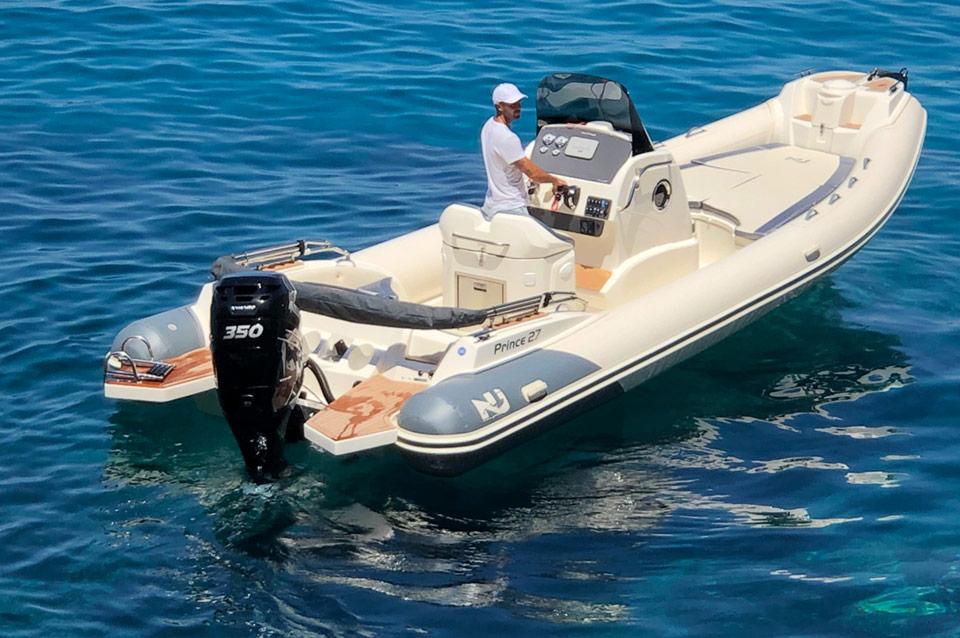 Nuova Jolly 27 Boat Hire Mallorca