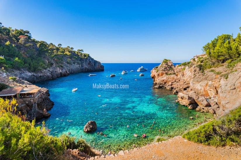 Cala Deià, Mallorca