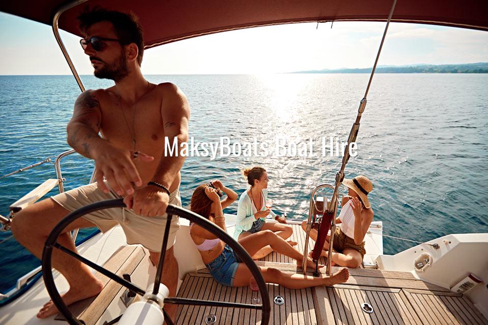 Private boat trip Sa Calobra, Mallorca, MaksyBoats