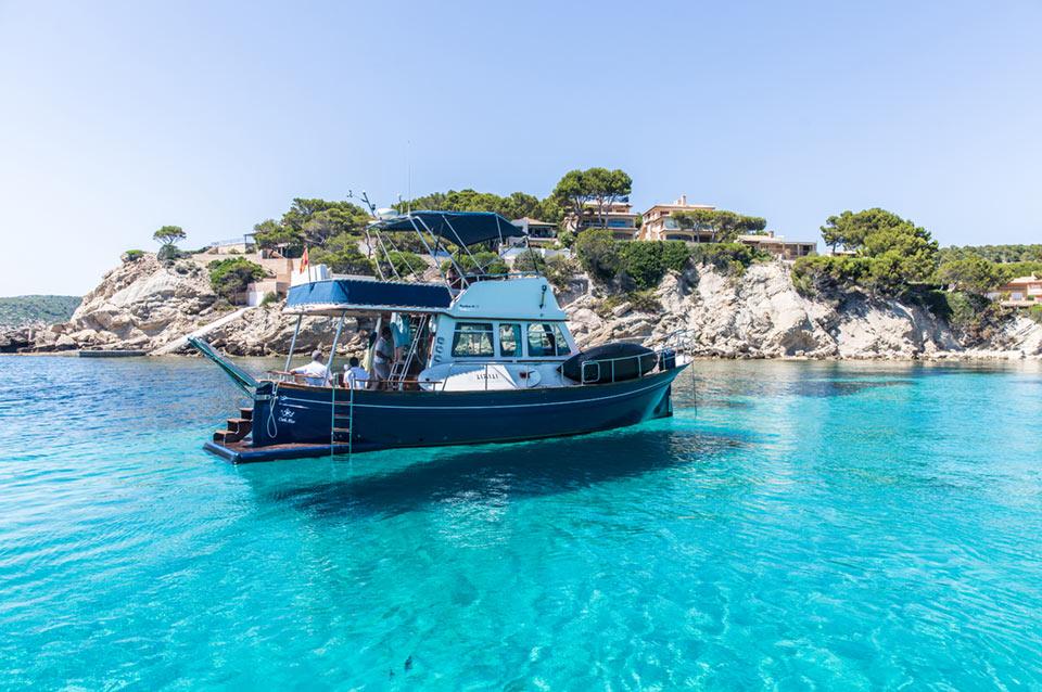 Boat Charter Port Andratx Mallorca Llaut