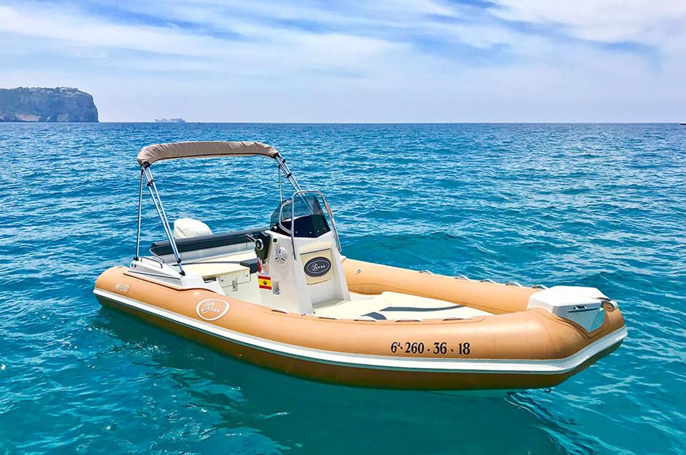 Alquiler barco Port Andratx Mallorca 12pax