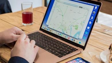 إعداد واتساب على أجهزة Mac