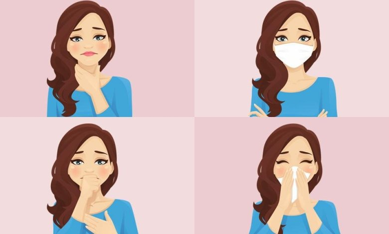 الفرق بين أعراض الحساسية وفيروس كورونا