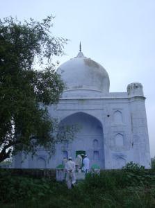 Shrine of Khwaja Hujjatullah Sirhindi