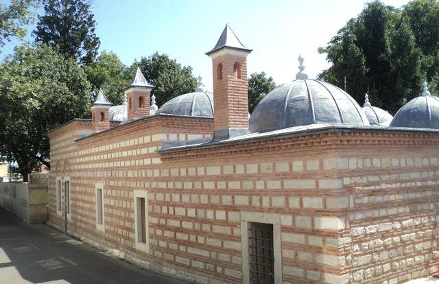 Tekke of Shaykh Muhammad Murad Bukhari in Istanbul
