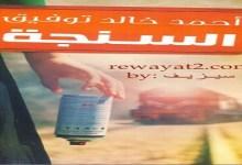 Photo of رواية السنجة أحمد خالد توفيق PDF