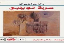 Photo of رواية عربة توينبي راي برادبري PDF