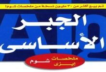 Photo of كتاب الجبر الأساسي سلسلة ملخصات إيزي شوم بارنيت ريتش PDF