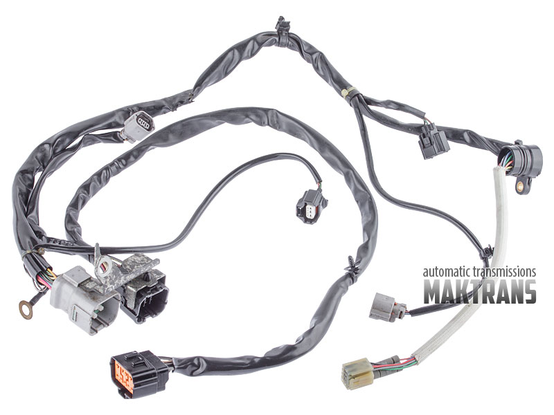 External and internal wiring harness, Lineartronic CVT