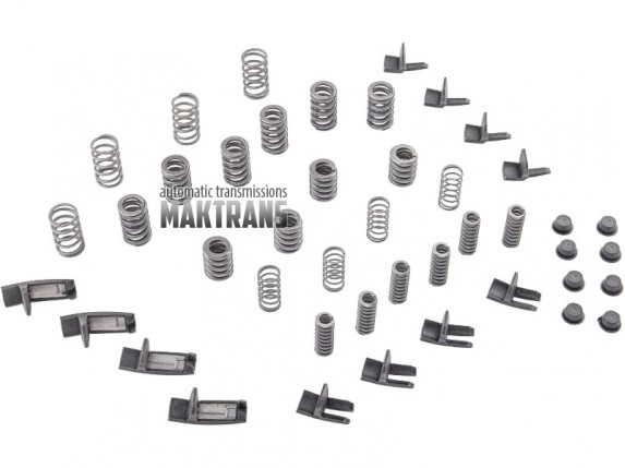 Spring and clip kit, automatic transmission DCT450 (MPS6