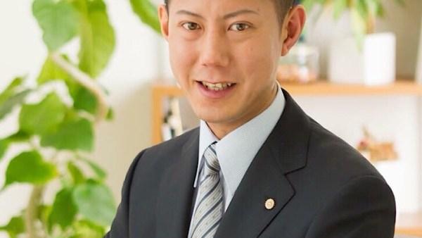 ブース出店5<BR>岡崎総合労務事務所代表 岡崎真吾さん