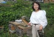 米山養蜂米山順子さん・米山正芳さん