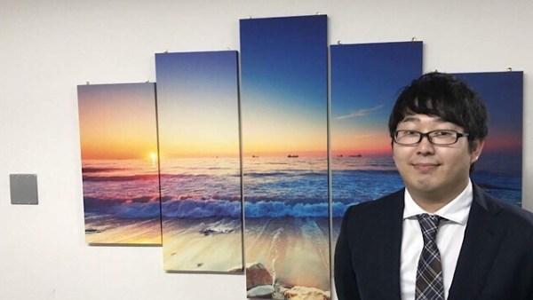 ブース出店11<BR>新久総合法律事務所 弁護士西村駿さん
