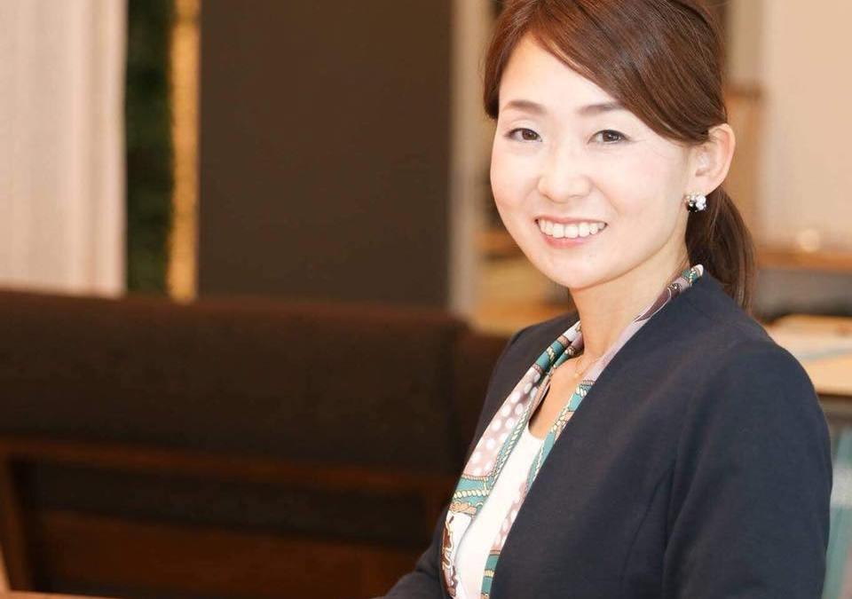 プレゼンター5<BR>ココカラ代表 渡辺智子さん