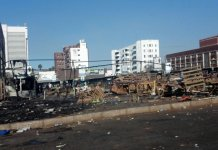 #Harare after the Demos and Protesters - PICTURES #Nera