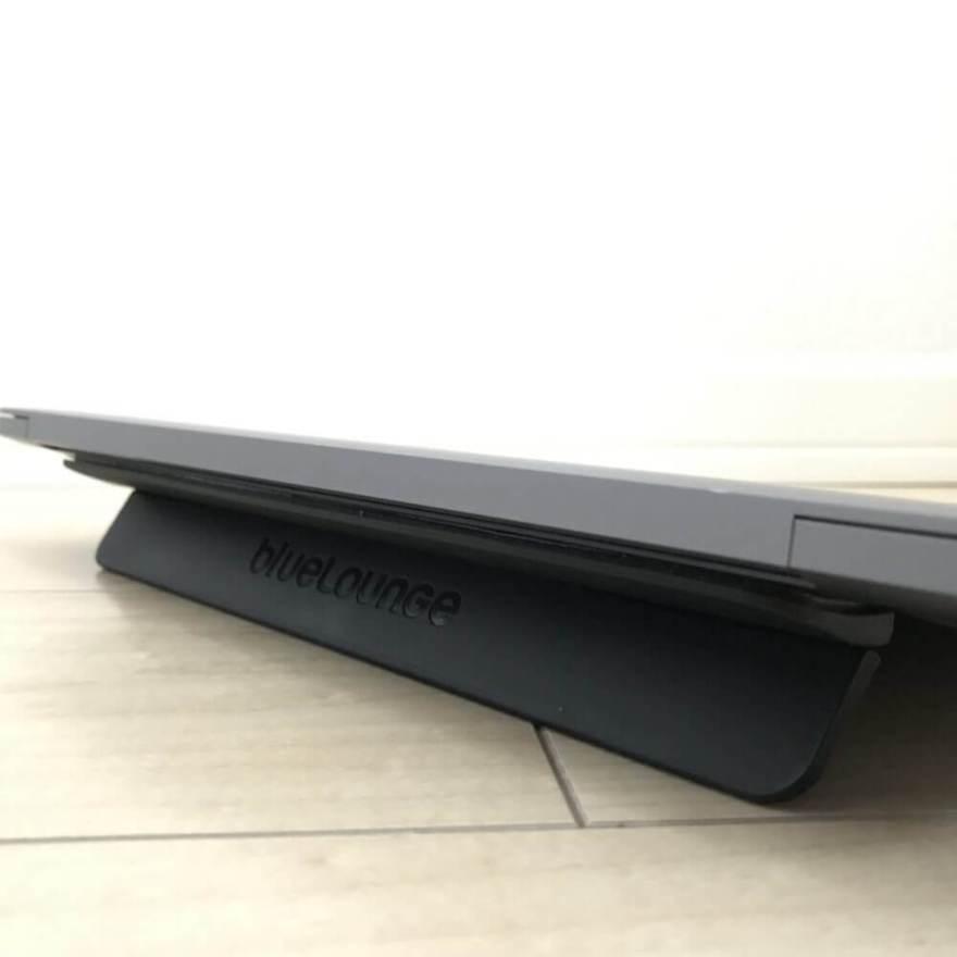 ブルーラウンジのKickflipは薄型スペーサー