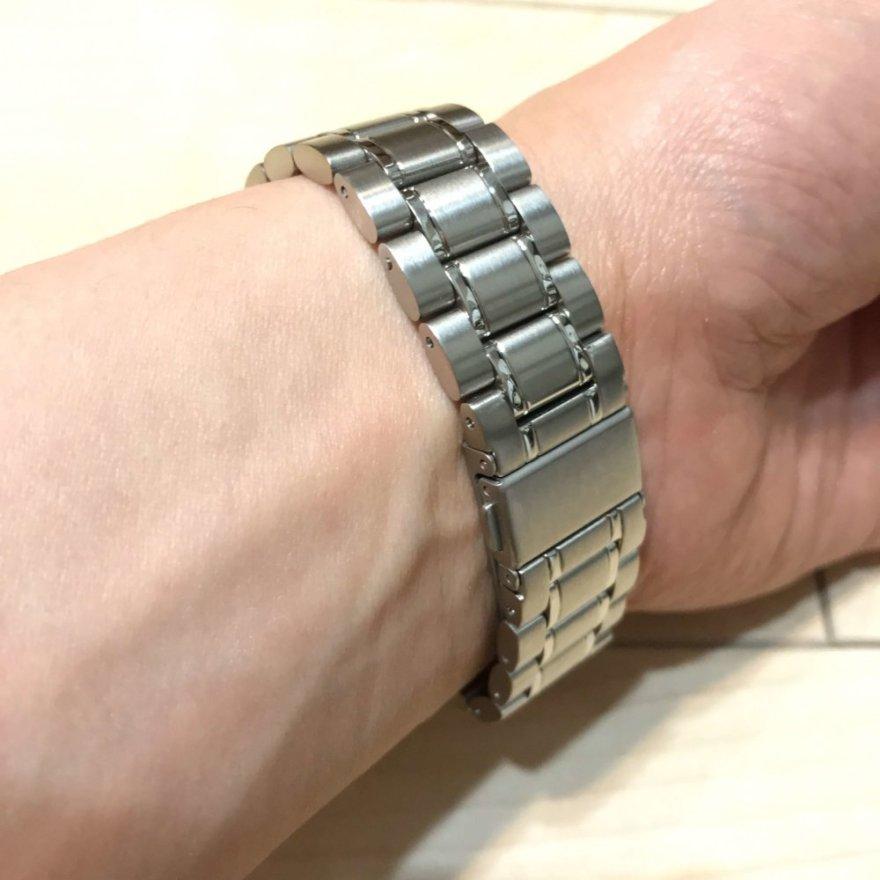 Apple Watch用HyperLink316Lステンレスバンドのコマ