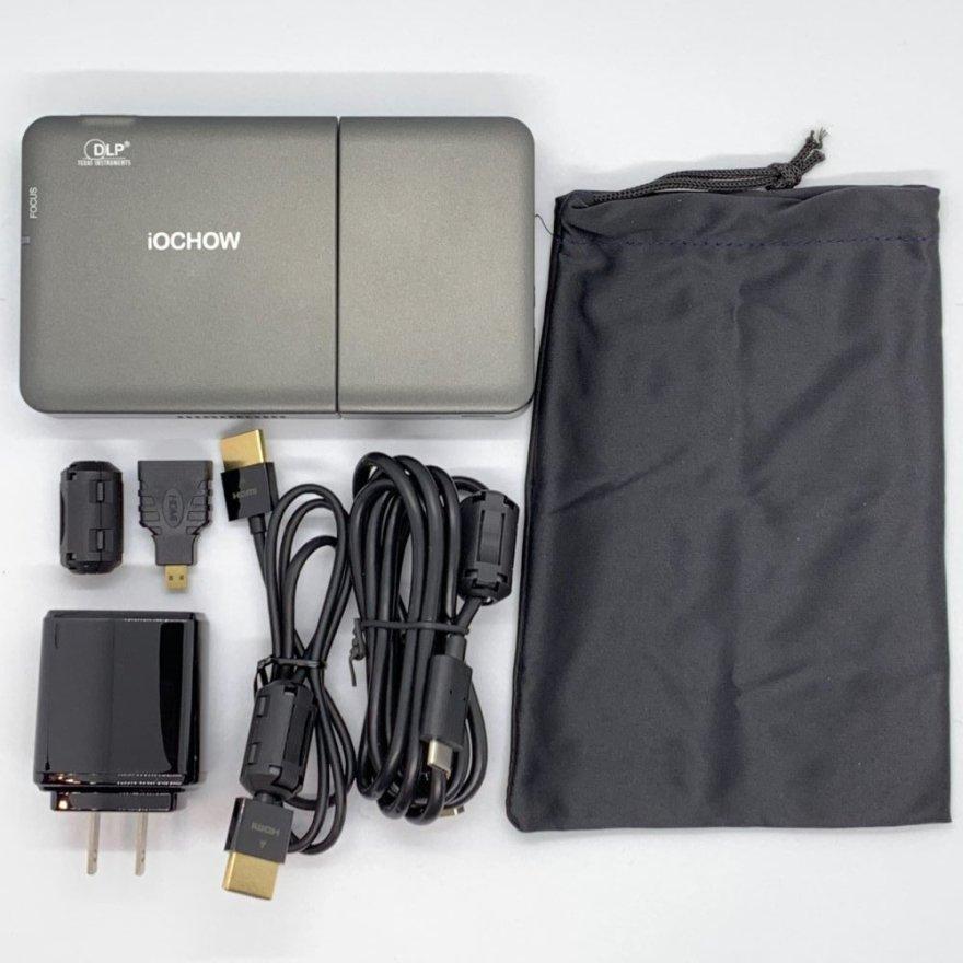 iOCHOW iO2の付属品