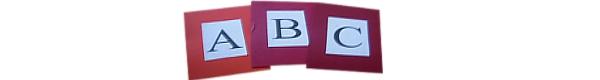 Dieses Buchstabenspiel für Senioren wird mit Buchstabenkarten gespielt.