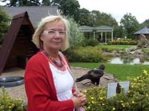 Ulrike Strätling schreibt Geschichten für Demenzkranke