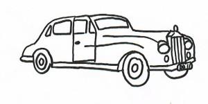 Ein Auto