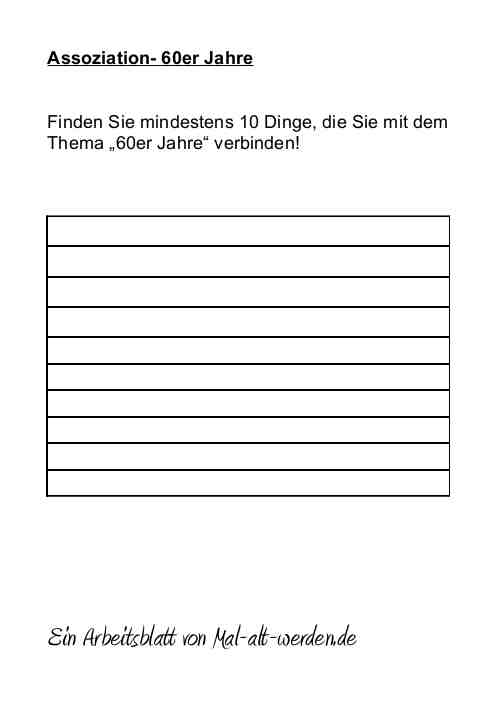 arbeitsblatt-assoziation-60er-jahre