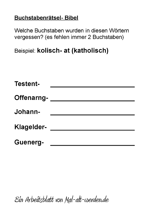 buchstabenraetsel-bibel