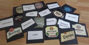 Bier Memory für Senioren