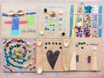Minikunst, mal-atelier, Galerie TRIGON 2015