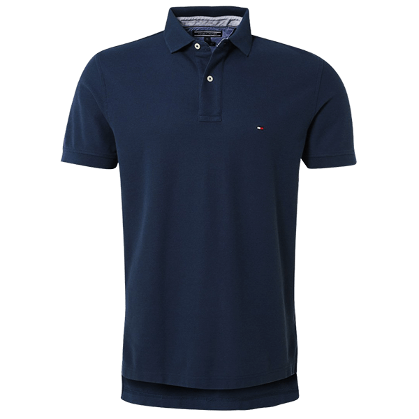 Tommy Hilfiger New Knit Navy Polo Shirt Malaabes Online Shopping Store In Egypt Promoting