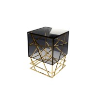 Kenzo Modern Side Table by Malabar | Artistic Furniture