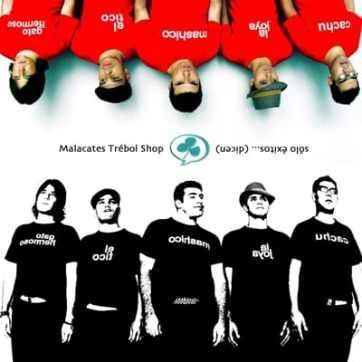 """Solo Exitos dicen, el 3er disco de Malacates, donde se desprende """"tomame"""""""