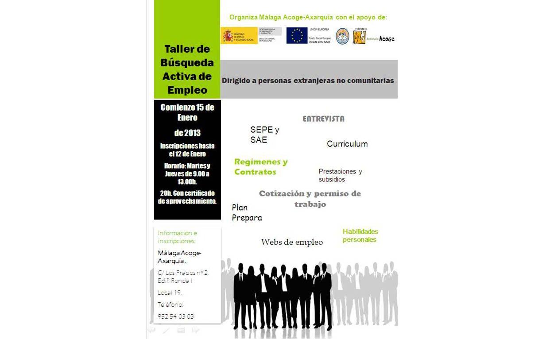 Globalemplea archivos - Página 6 de 7 - Málaga Acoge