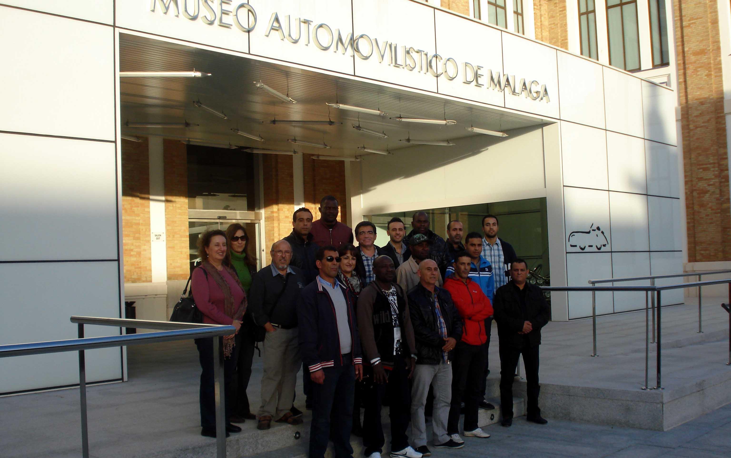 Visitas al Museo del Automóvil