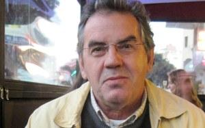 Luis Alberto Arribas, voluntario del Departamento de Vivienda