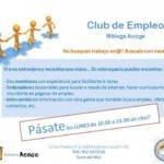 Arranca el Club de Empleo en la Axarquía
