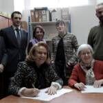 Málaga Acoge y Fundación Persán firman un nuevo convenio de colaboración
