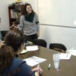 Un taller de mujeres poderosas