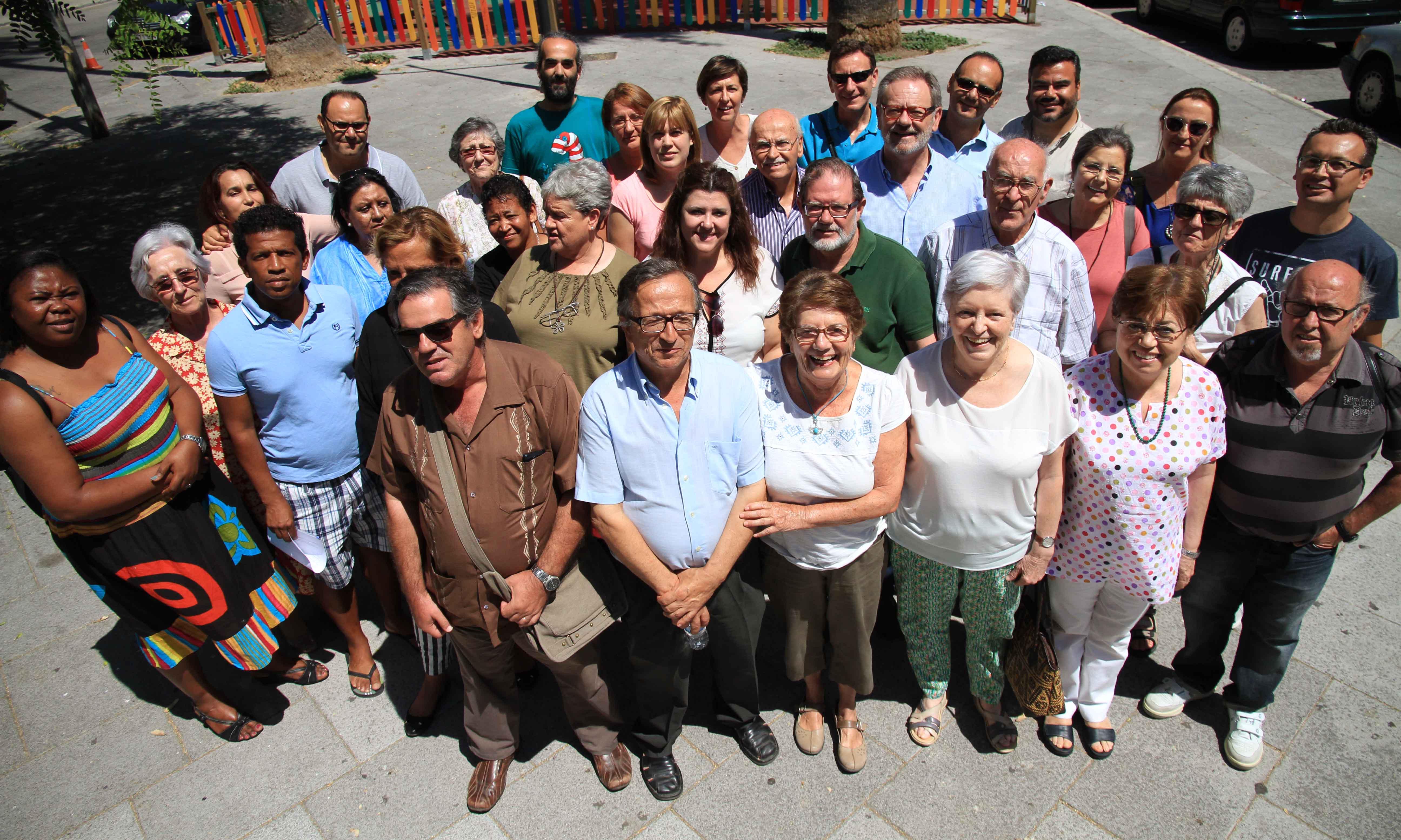 Convocatoria a la Asamblea 2016 de Málaga Acoge