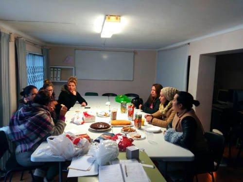 La sede de Antequera trabaja en un proyecto de integración con mujeres inmigrantes
